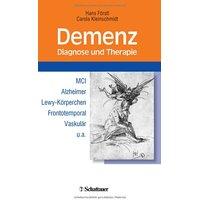 Parkinson Demenz, Lewy-Körperchen, Frontotemporal