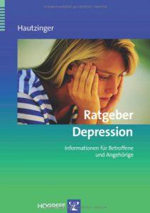 Ratgeber Depression Informationen für Betroffene und Angehörige